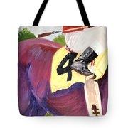 Jockey 4 Tote Bag