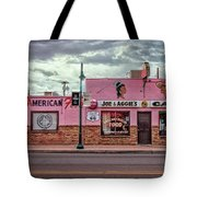 Joe And Aggies Tote Bag