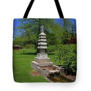 Joe And Marie Schedel Pagoda-horizontal Tote Bag