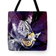 Joe Bonamassa Art Tote Bag