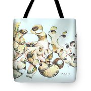 Joe Boulder Tote Bag