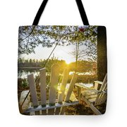 Joe Lake Tote Bag