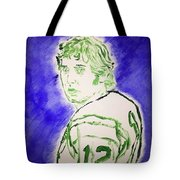 Joe Namath Tote Bag