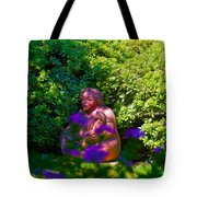 Joe T Garcias Sculpture Tote Bag