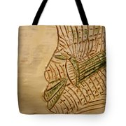 Joels Relax Time - Tile Tote Bag