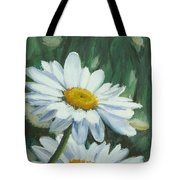 Joe's Daisies Tote Bag