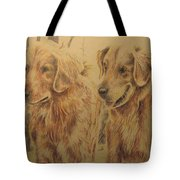 Joe's Dogs Tote Bag