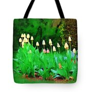 Joe's Tulips Tote Bag