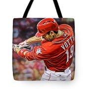 Joey Votto Baseball Tote Bag