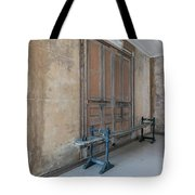 Joggling Board Tote Bag