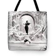 Johann Strauss  Tote Bag