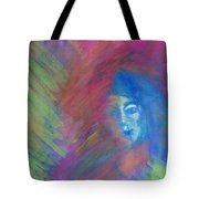 Johanna--not Who I Thought Tote Bag