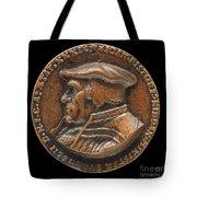 Johannes Pistorius (1504-1583) [obverse] Tote Bag