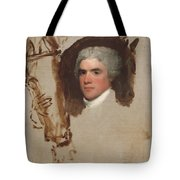 John Bill Ricketts Tote Bag