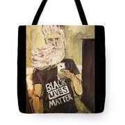 John Brown Selfie  Tote Bag