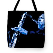 John Coltrane Tote Bag