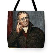 John Dalton - To License For Professional Use Visit Granger.com Tote Bag