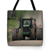 John Deer Tractor Tote Bag