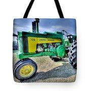 John Deere 730 #3 Tote Bag