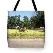 John Deere Meadows Tote Bag