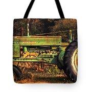 John Deere Retired Tote Bag