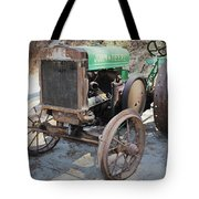 Hap's Ride Tote Bag