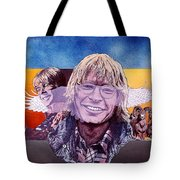 John Denver Tote Bag