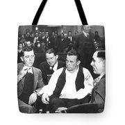 John Dillinger 1903-1934 Tote Bag by Granger