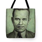John Dillinger Tote Bag
