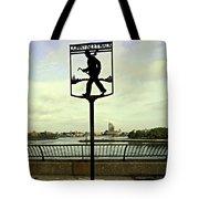 John Finley Walk II Tote Bag