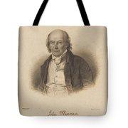 John Flaxman Tote Bag