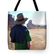 John Ford Country Tote Bag