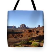 John Ford Point Tote Bag