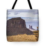 John Ford Point Photographer Tote Bag