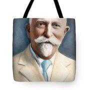 John H. Kellogg, 1852-1943 Tote Bag