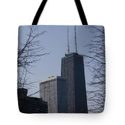 John Hancock Center Tote Bag