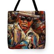 John Lee Hooker Tote Bag