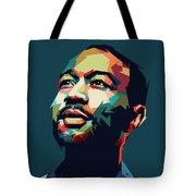 John Legend Tote Bag