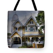 John P. Donnelly House Tote Bag