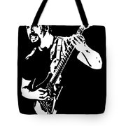 John Petrucci No.01 Tote Bag by Caio Caldas