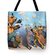 John Pierpont Morgan Tote Bag