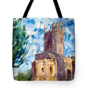 John Piper's Jewel - Sunningwell Church Tote Bag