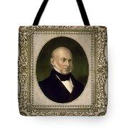 John Quincy Adams, 6th U.s. President Tote Bag
