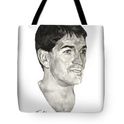 John Stockton Tote Bag by Tamir Barkan