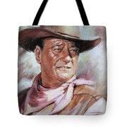 John Wayn Tote Bag