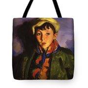 Johnnie Patton 1924 Tote Bag