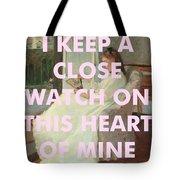 Johnny Cash Art Print Tote Bag