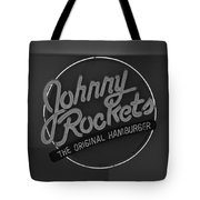 Johnny Rockets Tote Bag