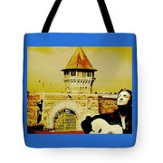 Johnny Sings The Blues Tote Bag