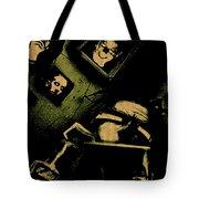 Johnny The Homicidal Maniac Tote Bag
